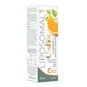 Gaia Naturelle Vitamin C 1000 Mg + Cink Liposomalni