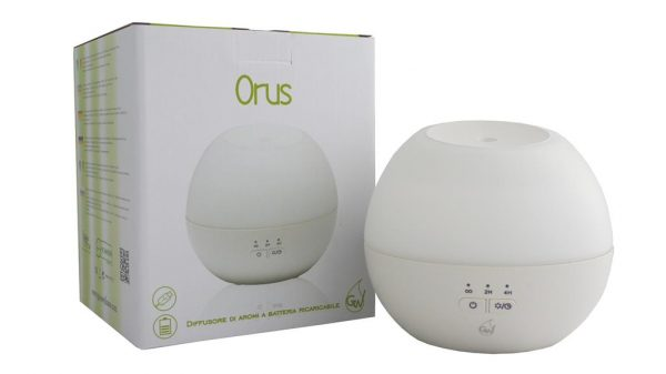 GISA ultrazvučni aroma difuzer ORUS