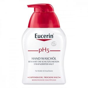 Eucerin pH5 uljno sredstvo za pranje ruku 250 ml
