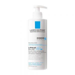 La Roche-Posay Lipikar Balzam Ap+M Je Obnavljajući Balzam S Trostrukom Učinkovitošću. Trenutno Smiruje Kožu.