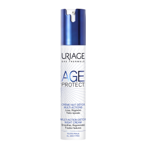 Uriage AGE PROTECT MULTI ACTION Detox noćna krema