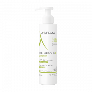 A-DERMA DERMALIBOUR+ pjenušavi CICA-gel 250 ml