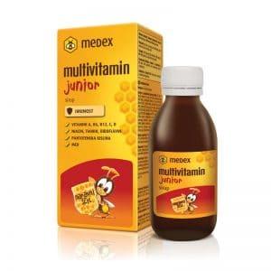 Medex Multivitamin junior sirup