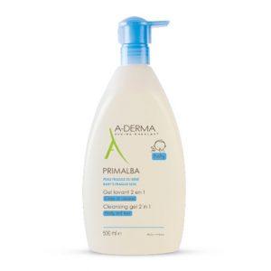 A-DERMA PRIMALBA gel za čišćenje 2u1