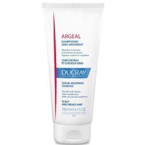 DUCRAY Argeal šampon za upijanje sebuma