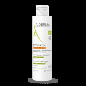 A-Derma EXOMEGA CONTROL emolijentni pjenušavi gel