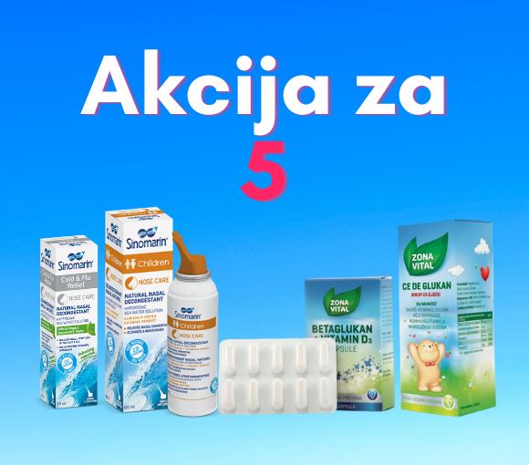Akcijaza5 - Ljekarna Online