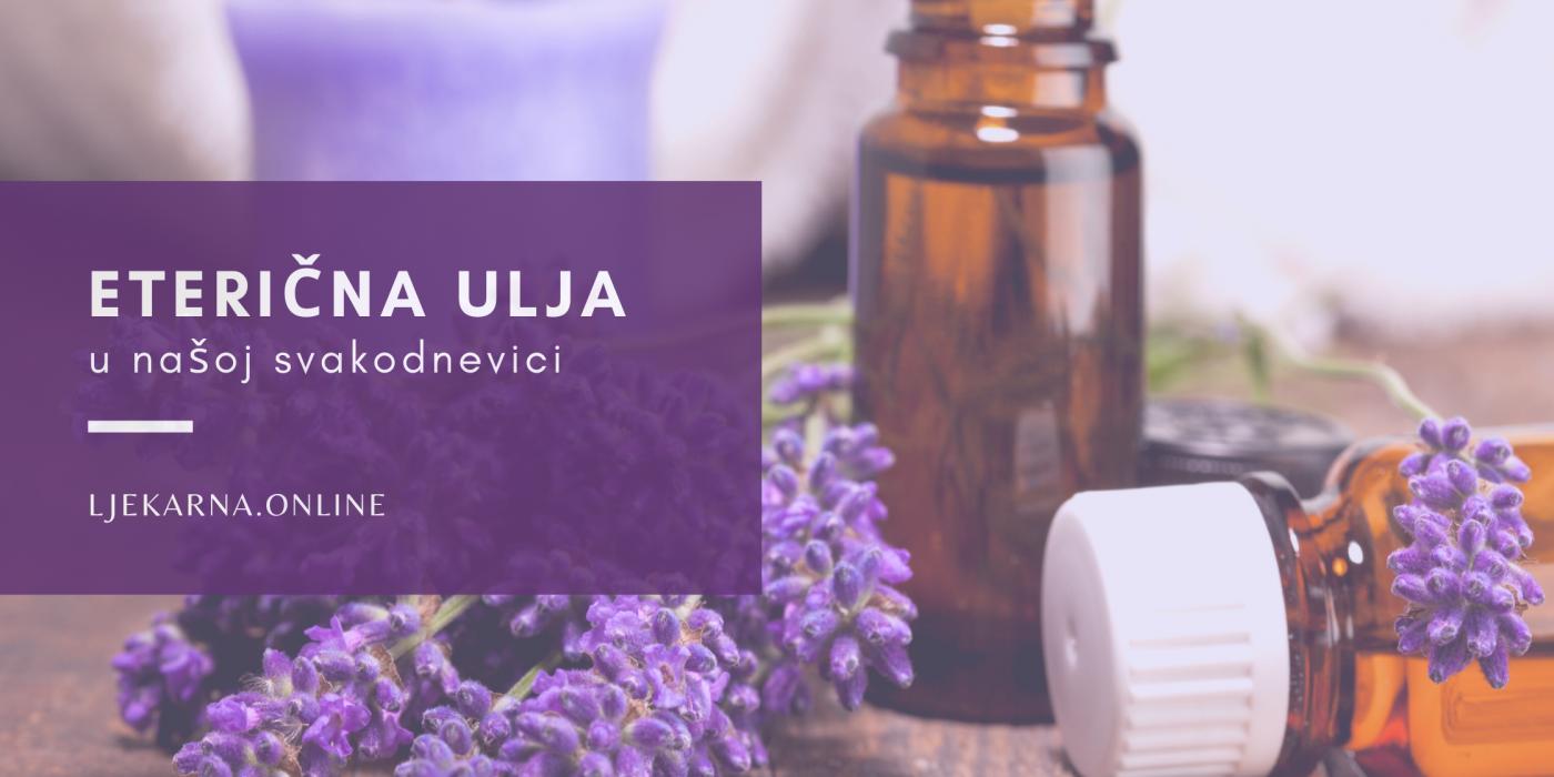 Etericna Ulja - Ljekarna Online