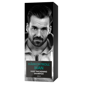 Hårkontroll Man šampon za jačanje kose