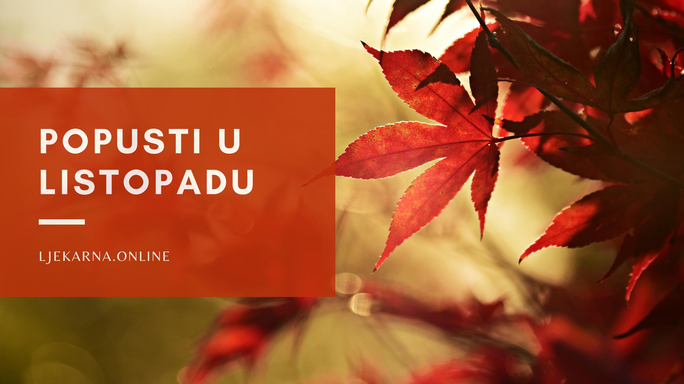 listopad 1 - Ljekarna Online
