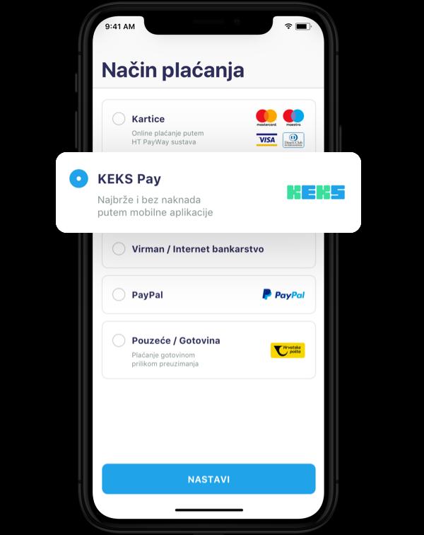 Ljekarna Online Keks Pay Opcija Placanja - Ljekarna Online